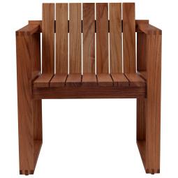 Carl Hansen & Son BK10 indoor-outdoor stoel
