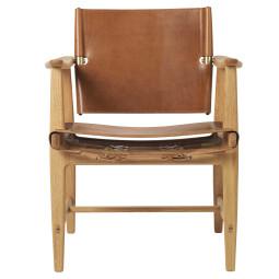 Carl Hansen & Son BM1106 Huntsman fauteuil eiken