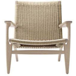Carl Hansen & Son CH25 fauteuil