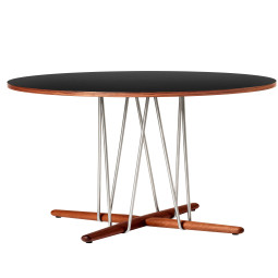 Carl Hansen & Son E020 Embrace tafel 139.5cm walnoot