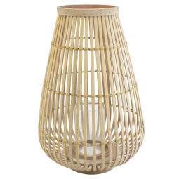 Collection Bamboe windlicht 45