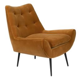 Dutchbone Glodis Lounge fauteuil