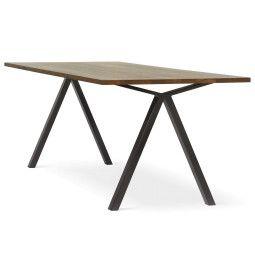EYYE Rixx tafel 220x90 met rechte hoeken
