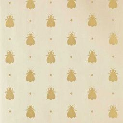 Farrow & Ball Bumble Bee behang