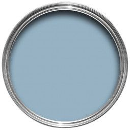 Farrow & Ball Hout- en metaalverf buiten Lulworth Blue (89)