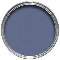 Farrow & Ball Hout- en metaalverf buiten Pitch Blue (220)