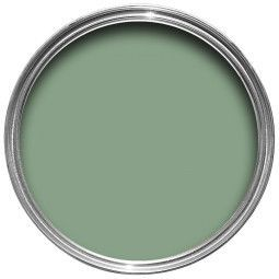 Farrow & Ball Hout- en metaalverf binnen Breakfast Room Green (81)