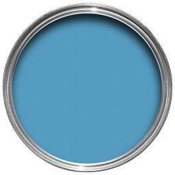 Farrow & Ball Hout- en metaalverf binnen St Giles Blue (280)