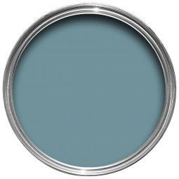 Farrow & Ball Hout- en metaalverf binnen Stone Blue (86)