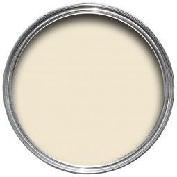 Farrow & Ball Hout- en metaalverf binnen White Tie (2002)