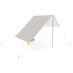 Fatboy Miasun draagbare strandtent parasol