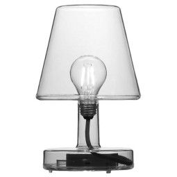 Fatboy Transloetje tafellamp LED grijs