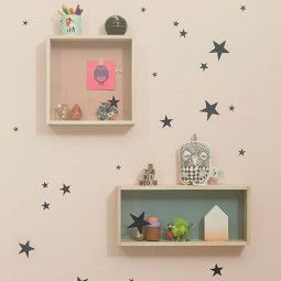 Ferm Living Mini Stars muursticker