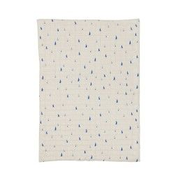 Ferm Living Cone Quilted plaid