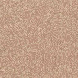 Ferm Living Coral behang
