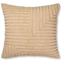 Ferm Living Crease wool kussen 80x80
