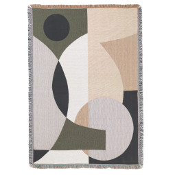 Ferm Living Entire Tapestry plaid