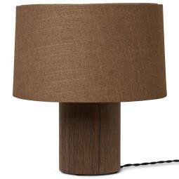 Ferm Living Post Eclipse Short tafellamp solid
