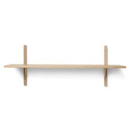 Ferm Living Sector Shelf wandplank single wide