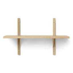 Ferm Living Sector Shelf wandplank single narrow