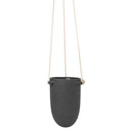 Ferm Living Speckle bloempot hangend small