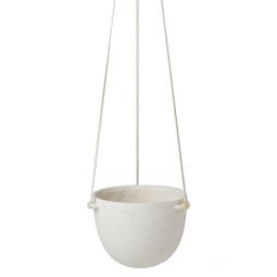 Ferm Living Speckle bloempot hangend large