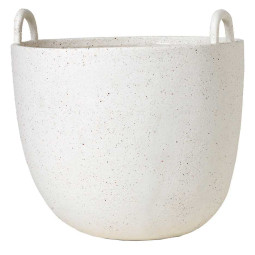 Ferm Living Speckle bloempot large