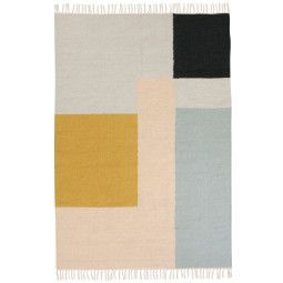Ferm Living Kelim vloerkleed medium 140x200