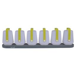 Fermob Balad tafellamp H12 set van 6