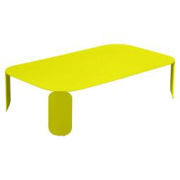 Fermob Bebop salontafel 120x70x29