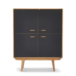 PBJ Designhouse Fifty Highboard opbergkast 4