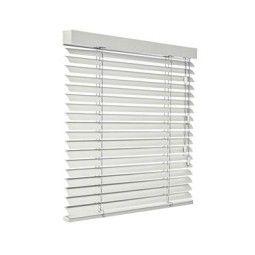 Flinders Aluminium jaloezie grijs wit