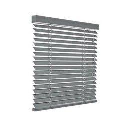 Flinders Aluminium jaloezie stoer grijs