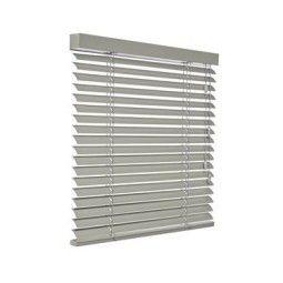 Flinders Aluminium jaloezie warm grijs
