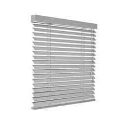 Flinders Aluminium jaloezie warm zilver