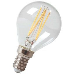 Flinders Filament LED E14 3.5W 2700K helder lichtbron dimbaar