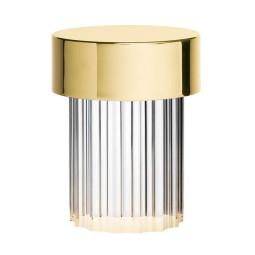 Flos Last Order fluted tafellamp LED