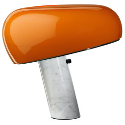 Flos Snoopy tafellamp oranje