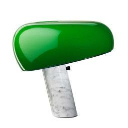 Flos Snoopy tafellamp groen