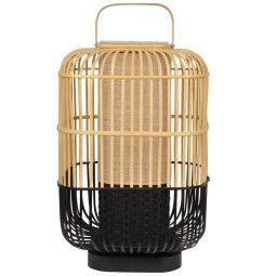 Forestier Bamboo square tafellamp large