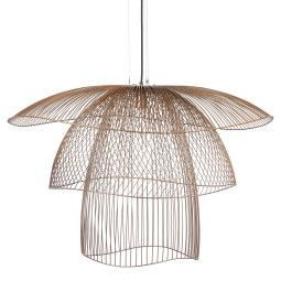 Forestier Papillon hanglamp large