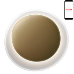 Foscarini Bahia mini wandlamp MyLight dimbaar via Bluetooth