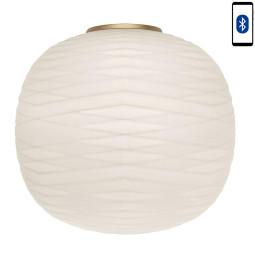 Foscarini Gem semi MyLight wandlamp dimbaar via Bluetooth