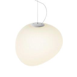 Foscarini Gregg Media hanglamp 31cm LED niet dimbaar wit