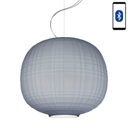 Foscarini Tartan MyLight hanglamp LED dimbaar Bluetooth
