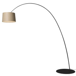 Foscarini Twiggy Elle Wood vloerlamp LED