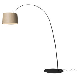 Foscarini Twiggy Wood MyLight Vloerlamp LED dimbaar Bluetooth