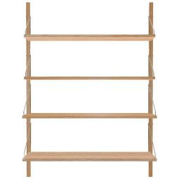 Frama Shelf Library H1148 Single wandkast