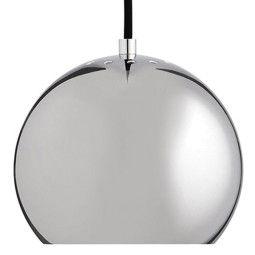 Frandsen Ball hanglamp small metallic