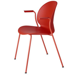 Fritz Hansen NO2 Recycle, NO2-11 stoel monochrome